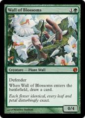 Wall of Blossoms (MR) (Foil)