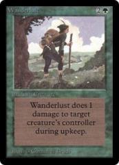 Wanderlust (U)