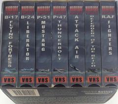 Warbirds of World War II - 7 Volume Set