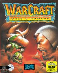 Warcraft - Orcs & Humans (PC CD-Rom)