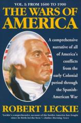 Wars of America Vol. 1, The - From 1600 to 1900