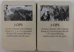 Washington's War - Card Deck Set