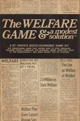 Welfare Game, The