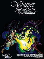 Whisper & Venom Compendium