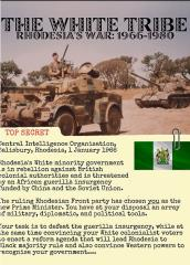 White Tribe, The - Rhodesia's War 1966-1980