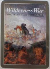 Wilderness War - Card Deck