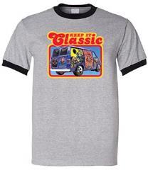 DCC RPG Wizard Van T-Shirt (L) (2015 Gen Con Edition)