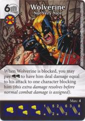 Wolverine - Not Very Nice