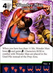 Wonder Man - Ionic Energy