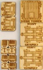 Siege Tile Set