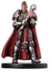 Human Cleric of Bane