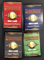 Cleric Power Card Lot - Player Handbook and Divine Power!
