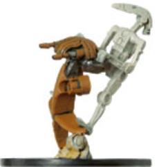 Battle Droid on STAP