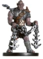 Rask - Half-Orc Chainfighter