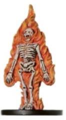 Burning Skeleton