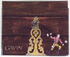 Gavin - Halfling Fighter/Rogue (D&D Worldwide Game Day)