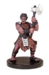 Krusk - Half-Orc Barbarian