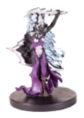 Drow Cleric of Lolth