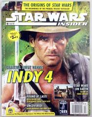 """#92 """"Official First News of Indiana Jones 4, Never-Produced Star Wars Toys"""""""