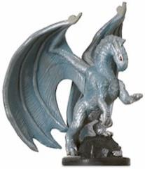 Medium Silver Dragon