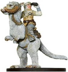 Luke Skywalker on Tauntaun