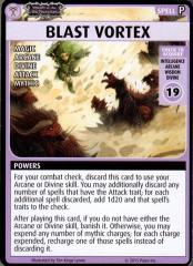 Wrath of the Righteous Promo Card - Blast Vortex