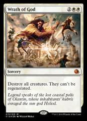 Wrath of God (MR) (Foil)