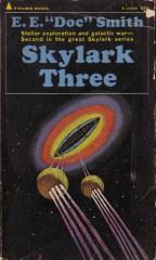 Skylark #2 - Skylark Three