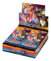 X Booster Pack Alternative Vol. 1 - Crossing Generations Booster Box