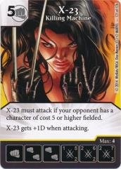 X-23 - Killing Machine