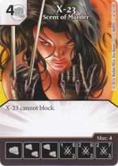 X-23 - Scent of Murder
