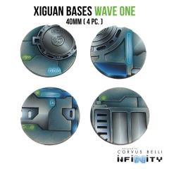 Xiguan Bases - 40mm