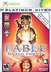 Fable - The Lost Chapters (Platinum Hits)