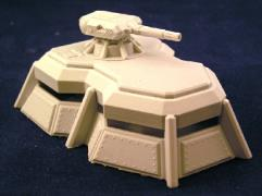Command Bunker w/Gauss Turret