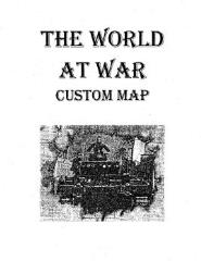 World at War, The - Custom Map