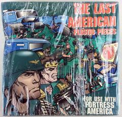 Last American, The - Plastic Pieces