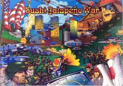Sushi-Jalapeno War