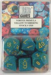 Poly Set Primula (7) - Ten 7 Piece Sets!