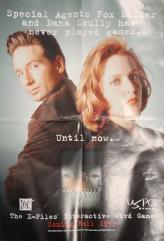 X-Files CCG Poster