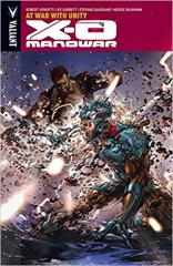 X-O Manowar Vol. 5 - At War With Unity