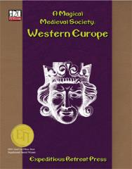 Western Europe (1st Edition, 2nd Printing)