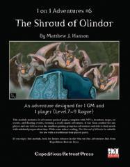 Shroud of Olindor, The