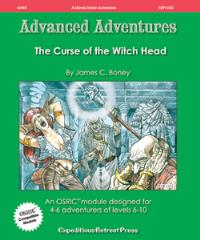 Curse of the Witch Head, The