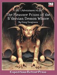 Pleasure Prison of the B'thuvian Demon, The