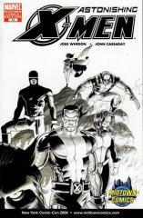 Astonishing X-Men #13 (Midtown Comics Edition)