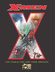 X-Men - The Characters and Their Universe