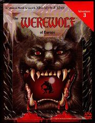 Werewolf of Europe, The