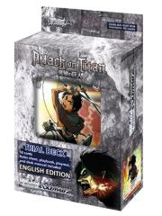 Trial Deck - Attack on Titan
