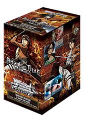 Attack on Titan Vol. 1 Booster Box