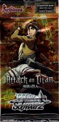 Attack on Titan Vol. 1 Booster Pack